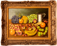 DO014 - Still Life E (Large Still Life) (With Frame) (21½x16 inches)