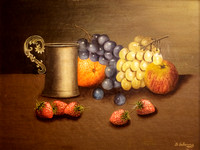 DO003 - Still Life A (16x12½ inches)